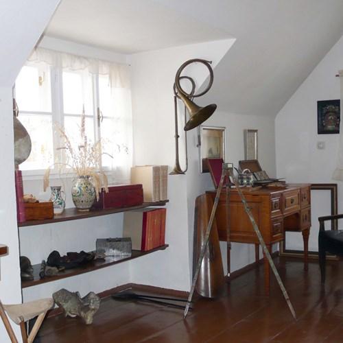 Vlastivědné muzeum v Šumperku – Památník Adolfa Kašpara