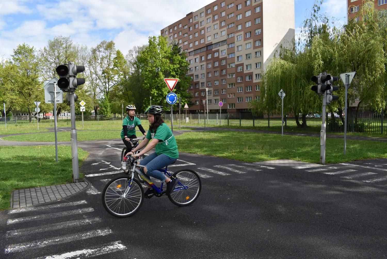 Mladí cyklisté vyhráli zajímavé ceny