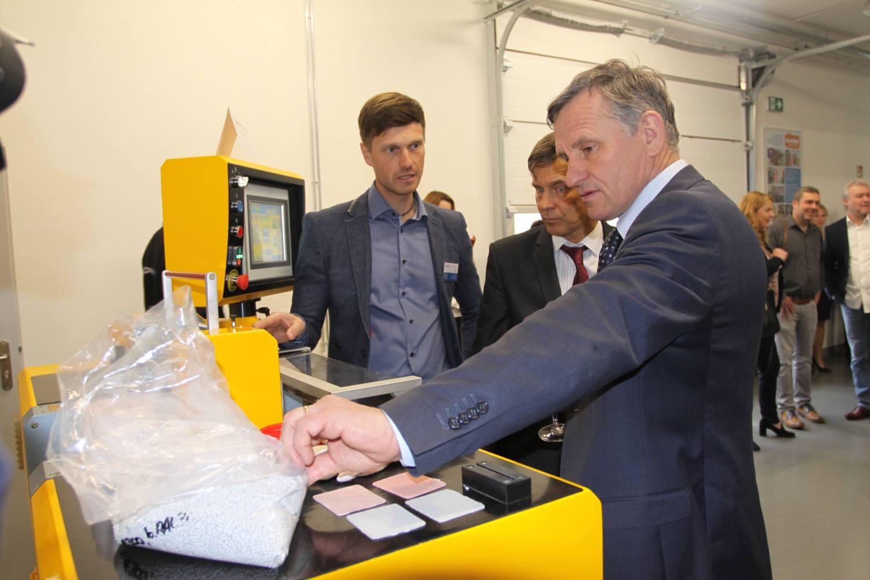 Střední průmyslová škola Otrokovice má nové dílny za více než 50 milionů. Vznikla tady i dílna-garáž