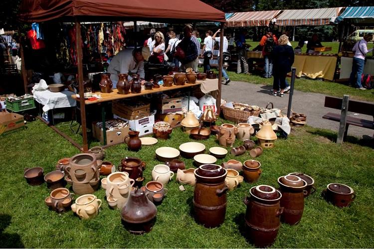 Staročeské trhy uctí mistry řemesel