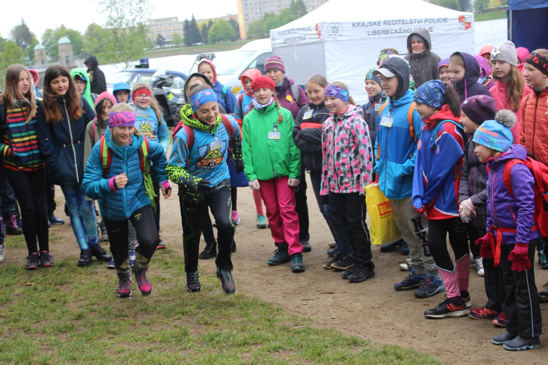 Týmy mladých zdravotníků se utkaly o Helpíkův pohár