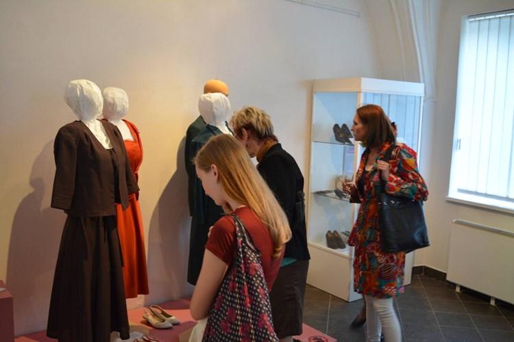 První muzejní noc v Muzeu Zábřeh ve znamení elegance