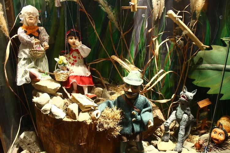 Pohádkový dům - muzeum loutek
