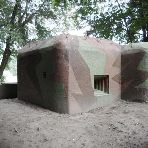 Muzeum lehkého opevnění na Pohansku