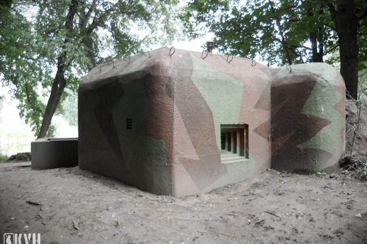 Muzeum lehkého opevnění na Pohansku nadchne hlavně milovníky vojenské historie