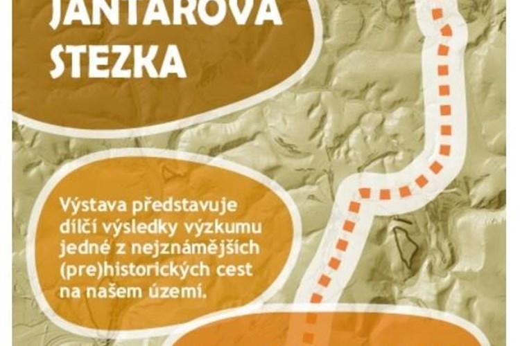 Výstava Jantarová stezka vysvětluje metody mapování reliktů starých cest