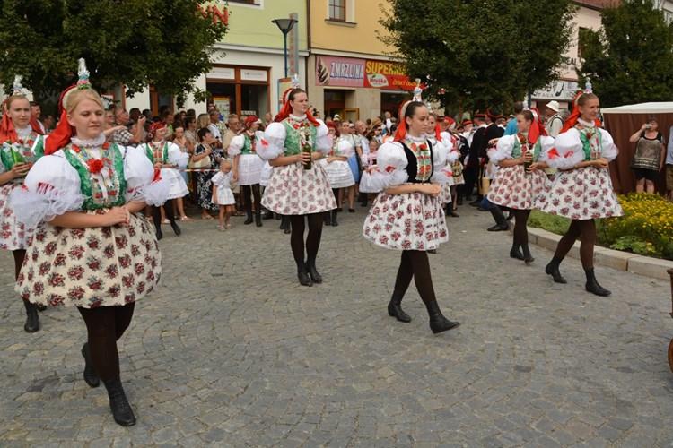 Na folklorní olympiádě se představí přes čtyři tisíce účinkujících z Kyjovského Dolňácka a Ždánicka