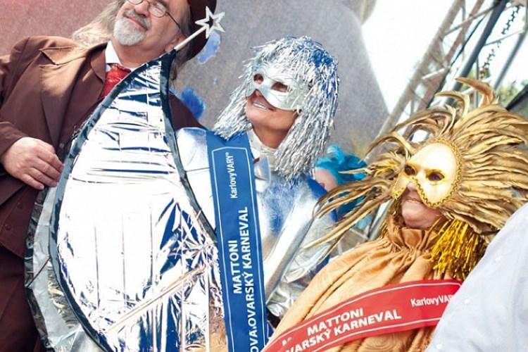 Karlovy Vary ožijí karnevalem