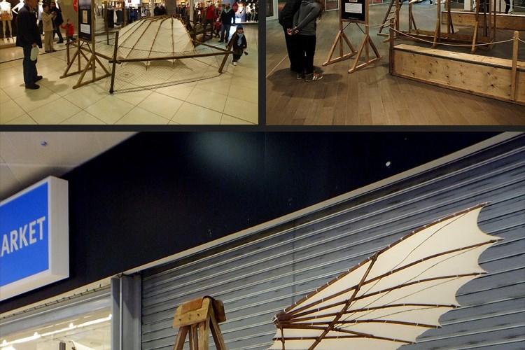 Putující výstavu o renesančním mistrovi da Vincim bude hostit Nové Město nad Metují
