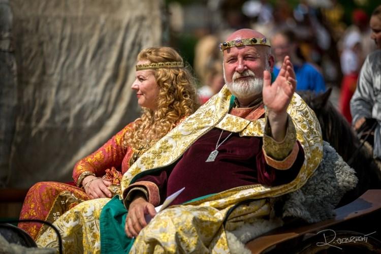 Historická slavnost připomene Karla IV. a jeho Karlštejn