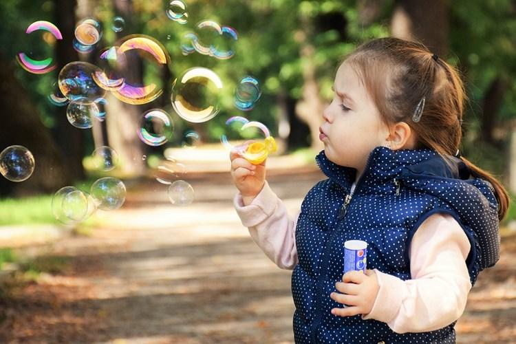 V zámeckém parku Zámku Slavkov děti oslaví svůj den