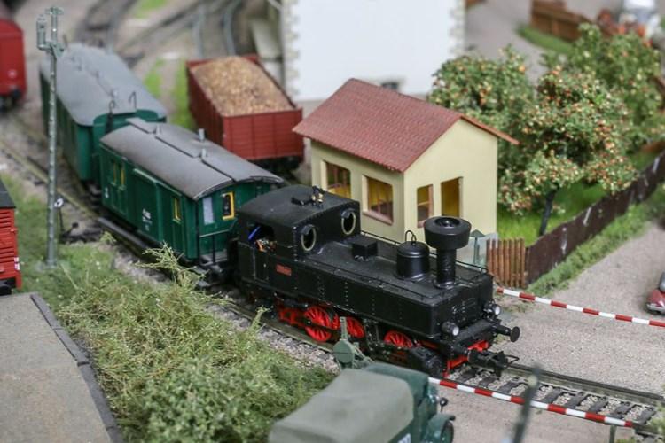 Největší výstava železničních modelů a modelových kolejišť se uskuteční v Pečkách