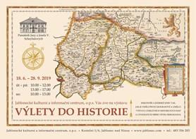 Dobové mapy zvou na výlet do minulosti