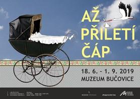 Bučovické muzeum vystavuje dětské a loutkové kočárky z let 1880 až 1980