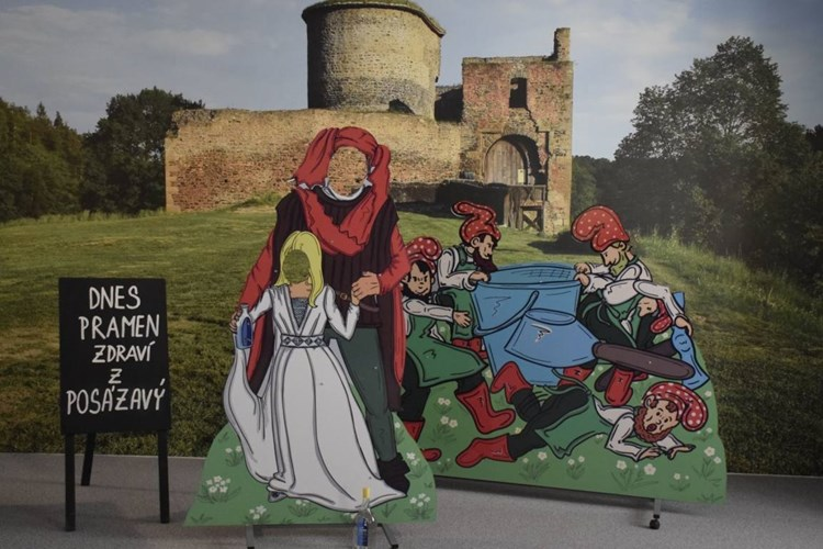 MÚZYum Lipských by měl navštívit každý milovník českých pohádek