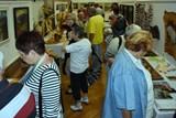 Umělci z Beskyd opět vystavují svá díla na tradiční výstavě v Ostravici