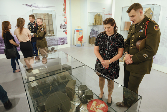Muzeum Patton Memorial Pilsen láká na novou expozici