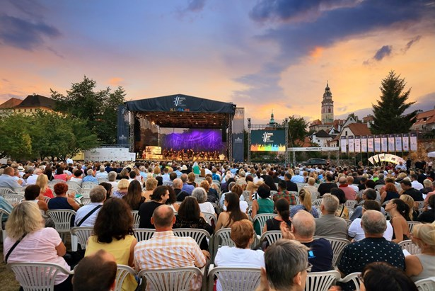 Popis: Mezinárodní hudební festival Český Krumlov.