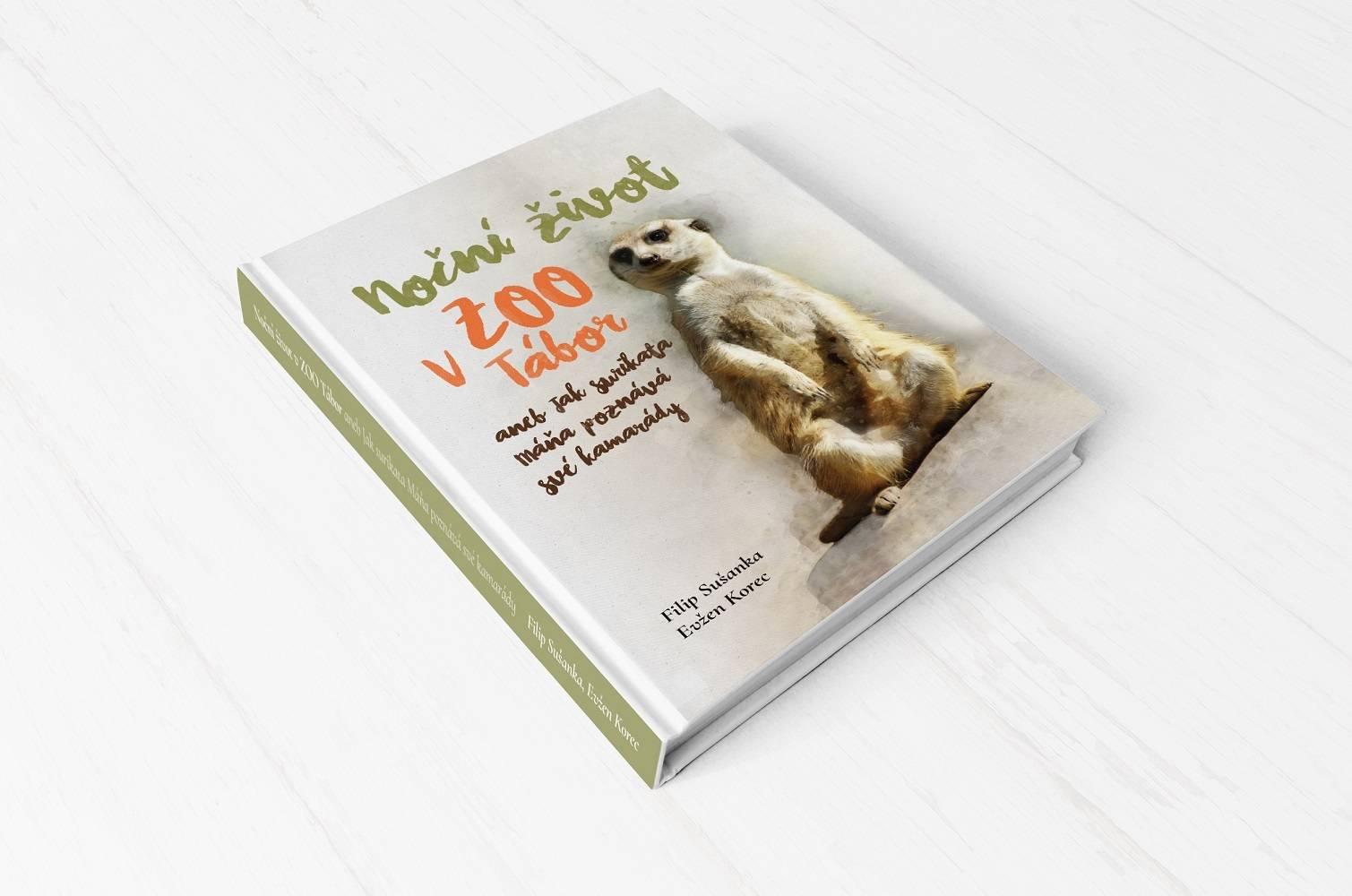 Vydejte se za zvířecími dobrodružstvími v nové dětské knize a objevte tajuplný noční život táborské zoo