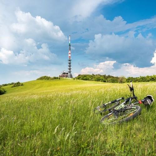 Velká Javořina - nejvyšší hora Bílých Karpat