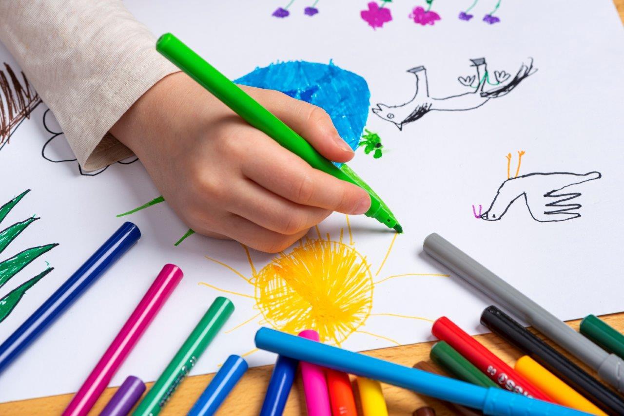 Dětské fixy: Každé třetí propadly kvůli nežádoucím látkám