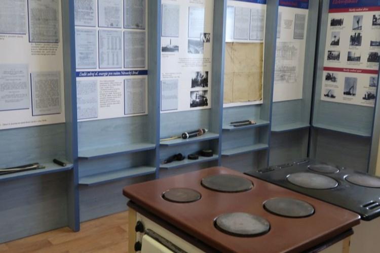 Muzeum elektroenergetiky představuje exponáty týkající se historie a vývoje energetiky od samých počátků