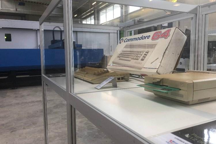 Výstava ukazuje počítače z 80. let v Československu i fenomén IGRÁČEK