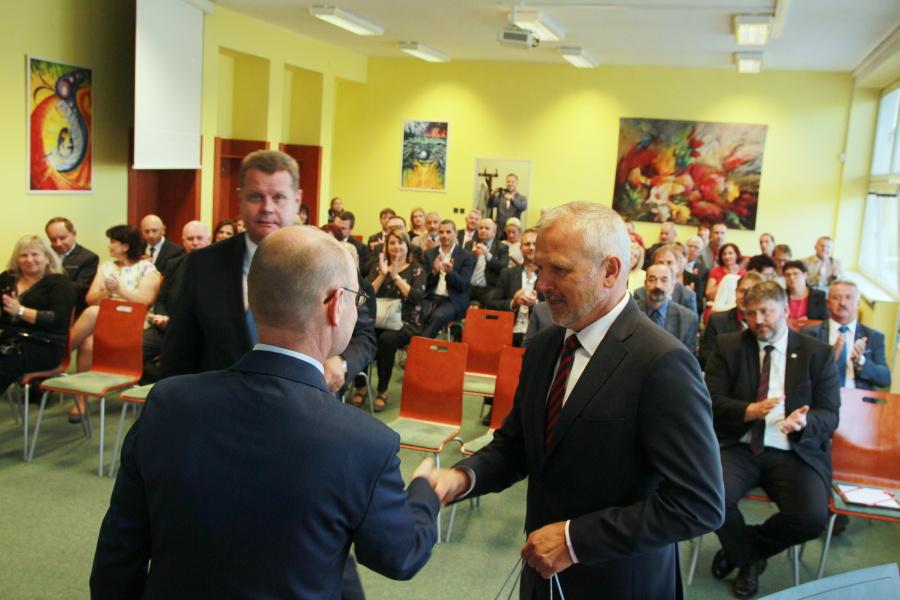 Gymnázium a Obchodní akademie v Orlové slaví významná výročí