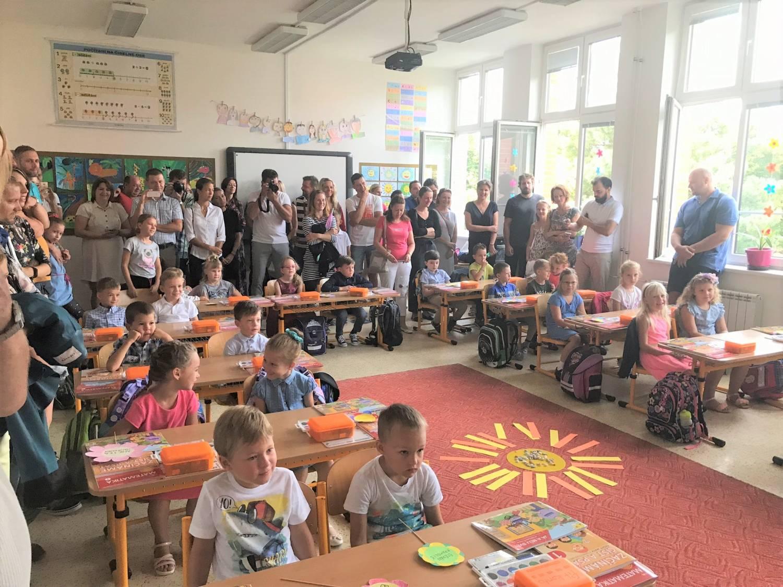 Školní rok 2019/2020 byl zahájen. První prázdniny si zlínští školáci užijí na konci října