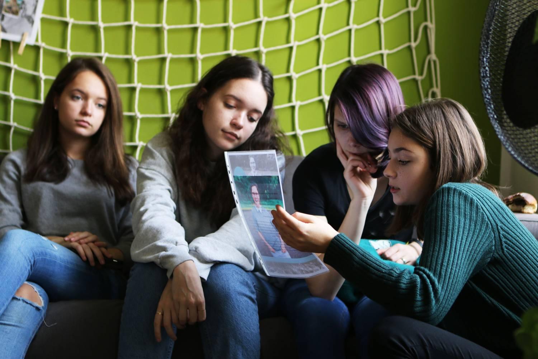 Děti a mládež pomáhají druhým za podpory Nadace Via. Dobro-druzi získají pro dobrou věc statisíce