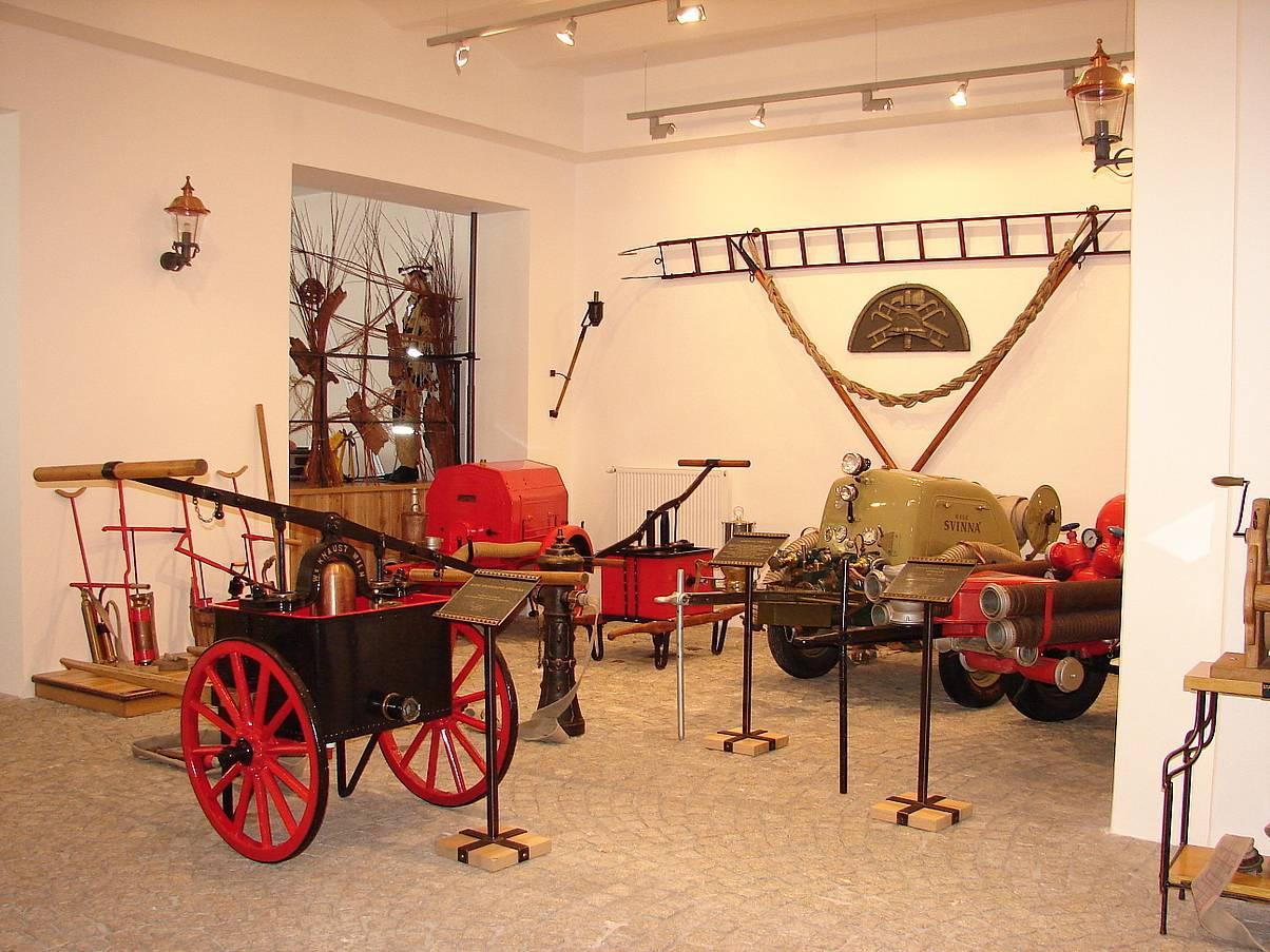 Hasičské muzeum města Ostravy letos oslaví 15 let činnosti