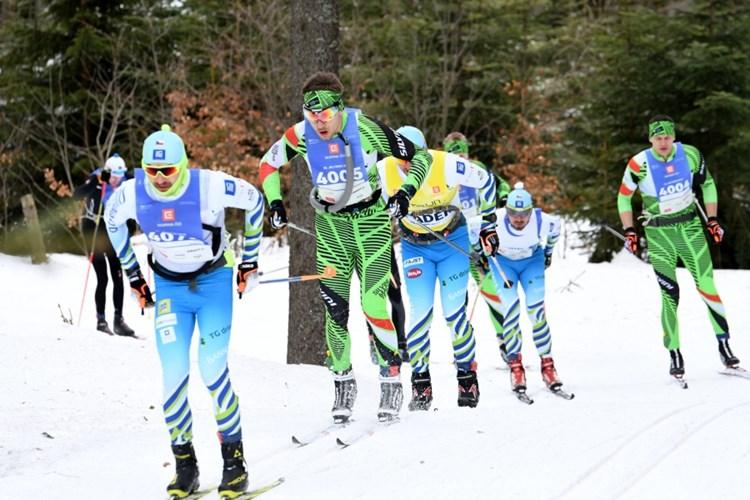 Užijte si možnost pořádně si zazávodit a rozjeďte zimu na běžkách. Soupeřit budou i děti