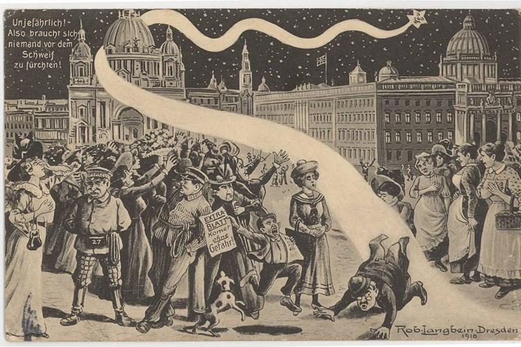 Přijďte si prohlédnout zvětšeniny pohlednic z roku 1910