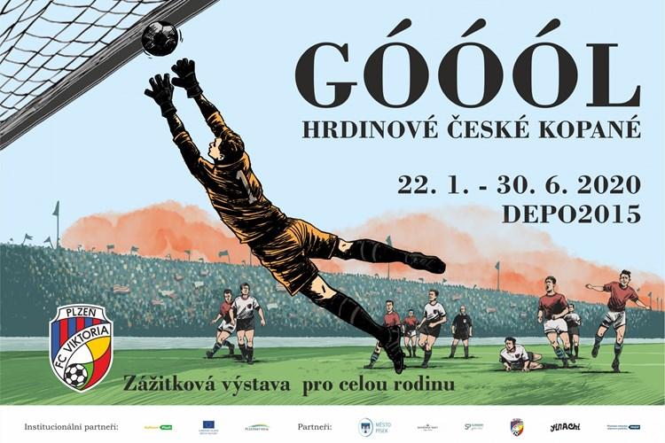 Poznejte největší příběhy české kopané a procvičte s dětmi základy fotbalu i týmovou spolupráci