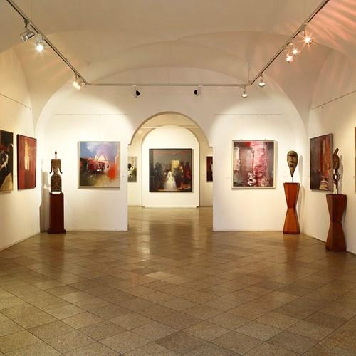 Unie výtvarných umělců plzeňské oblasti – Galerie Jiřího Trnky v Plzni