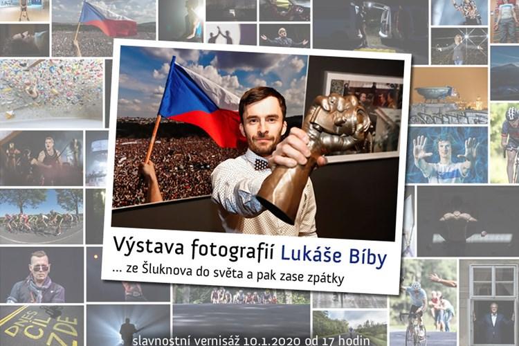 Držitel cen CzechPressPhoto vystavuje své fotografie na Šluknovském zámku