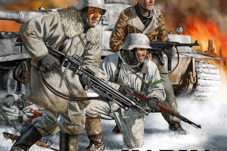 V Army Parku Ořechov se rozzuří nefalšovaná zimní bitva