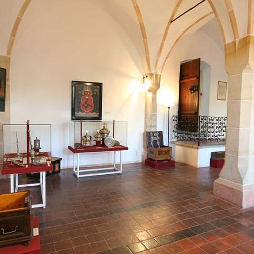 České muzeum stříbra – Kamenný dům