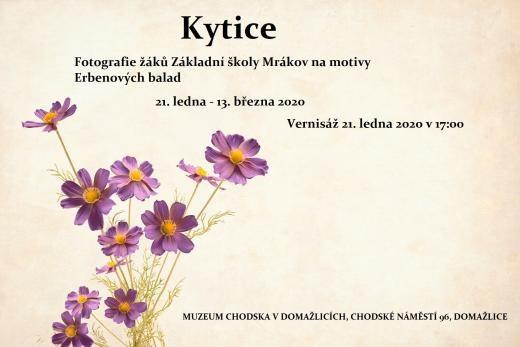 Žáci Základní školy Mrákov vystavují fotografie v Muzeu Chodska v Domažlicích