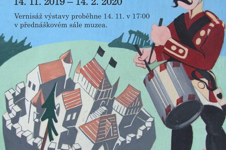 V Muzeu Blanenska je k vidění výstava historických papírových divadélek