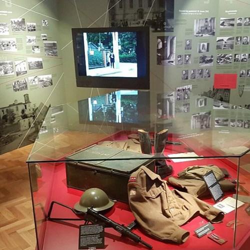 Památník národního útlaku a odboje Panenské Břežany
