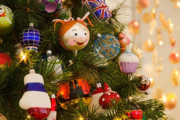 Muzeum skla a bižuterie vystavuje současné české vánoční ozdoby. Nechybí ani novinky a exkluzivity