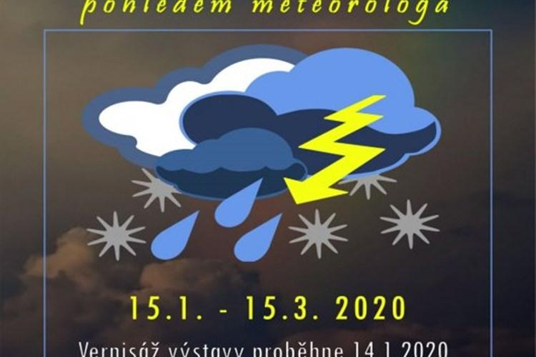 Výstava pojednává o výjimečných meteorologických situacích v Jeseníkách a Rychlebských horách v letech 1978 až 2017