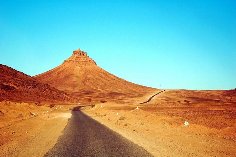 Radomír Čížek povykládá o zážitcích z výpravy po Maroku, které projel na kole