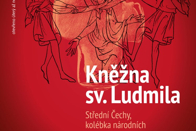 V kladenském muzeu je k vidění výstava věnující se památce svaté Ludmily