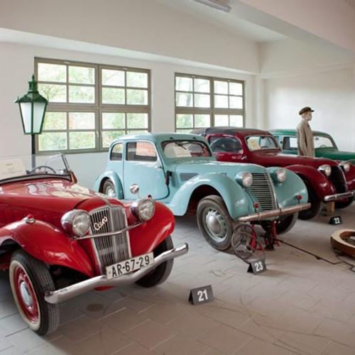 Podbrdské muzeum – Aero muzeum