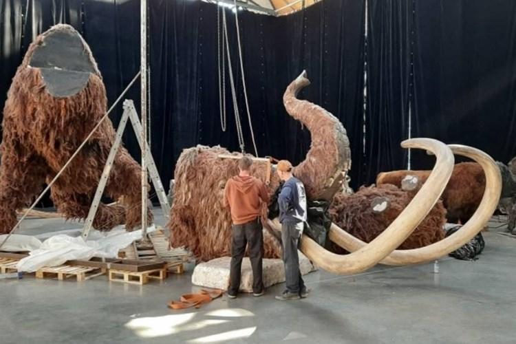 Přijďte se podívat, jak skutečně vypadal Yetti nebo mamut
