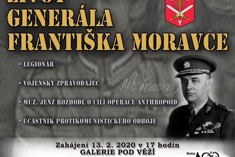 V Galerii Pod Věží je k vidění výstava mapující život generála Františka Moravce