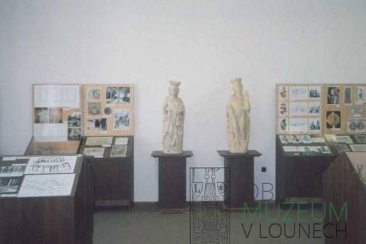 Historická expozice seznamuje návštěvníky s obdobím husitských válek