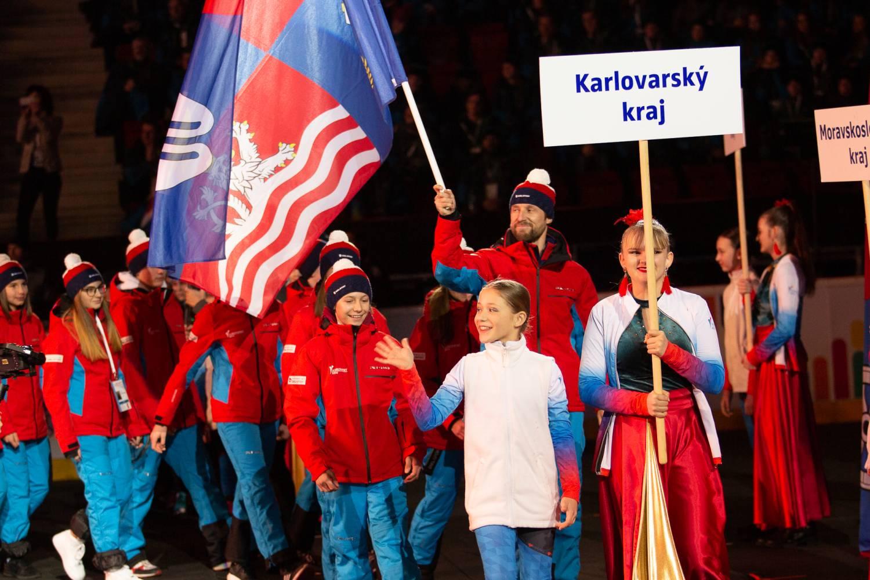 V Karlovarském kraji dnes začaly Hry IX. zimní olympiády dětí a mládeže